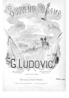 Souvenir du Camp, Op.49: Souvenir du Camp by Жан Луи Гоббартс