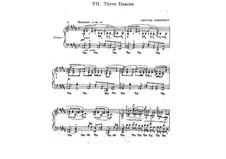 Яванская сюита: No.7 Three dances by Леопольд Годовский