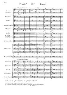 Фрагменты (Альтернативные варианты): Акт II, No.7 by Михаил Глинка
