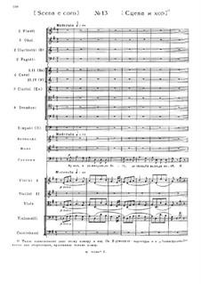 Фрагменты (Альтернативные варианты): Акт III, No.13-15 by Михаил Глинка