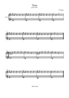 Маленький пианист, Op.823: Этюд No.11 by Карл Черни