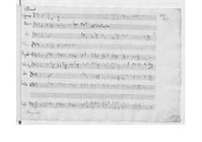 Симфония No.86 ре мажор, Hob.I/86: Часть III by Йозеф Гайдн
