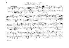 In quali eccessi, o Numi: Для фортепиано в четыре руки – партии by Вольфганг Амадей Моцарт