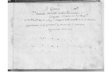 Ясон: Пролог by Пьетро Франческо Кавалли
