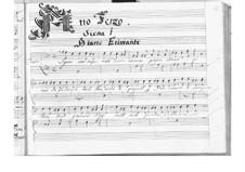 L'Erismena: Акт III by Пьетро Франческо Кавалли