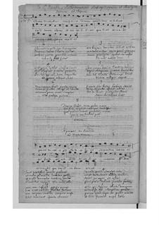 Trois hymnes à saint Nicaise: Trois hymnes à saint Nicaise by Марк-Антуан Шарпантье