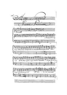 Кадм и Гермиона, LWV 49: Акт II by Жан-Батист Люлли