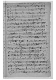 Te Deum, H.145: Te Deum by Марк-Антуан Шарпантье