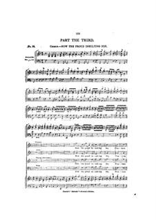 Дебора, HWV 51: Акт III by Георг Фридрих Гендель