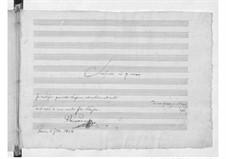 Симфония No.83 соль минор 'Курица', Hob.I/83: Часть I by Йозеф Гайдн