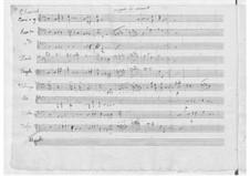 Симфония No.83 соль минор 'Курица', Hob.I/83: Часть III by Йозеф Гайдн