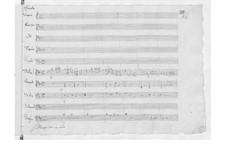 Симфония No.86 ре мажор, Hob.I/86: Часть IV by Йозеф Гайдн