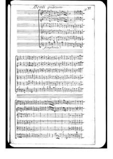 Beati quorum: Beati quorum by Мишель Ришар де Лаланд