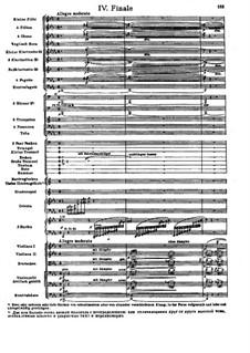 Симфония No.6 ля минор 'Трагическая': Часть IV by Густав Малер