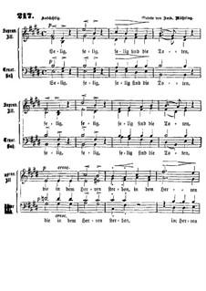 Selig sind die Toten: Singpartitur by Фердинанд Мёринг
