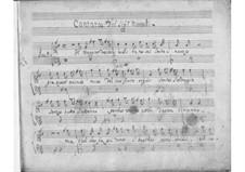 Il maggior de' miei mali for Voice and Basso Continuo, SF A141: Il maggior de' miei mali for Voice and Basso Continuo by Бенедетто Марчелло