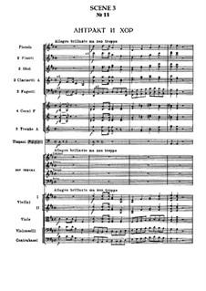 Вся опера: Действие II, сцена III (No.11-15) by Петр Чайковский
