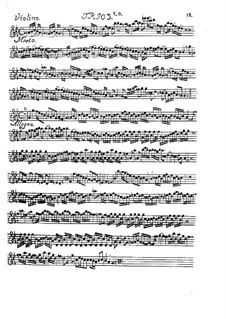 Трио соната соль минор, TWV 42:g5: Трио соната соль минор by Георг Филипп Телеманн