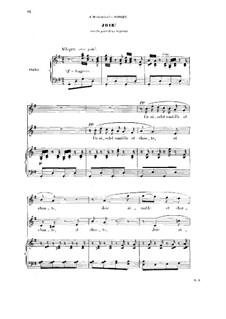 Три мелодии, два дуэта и трио, Op.2: No.5 Joie by Жюль Массне