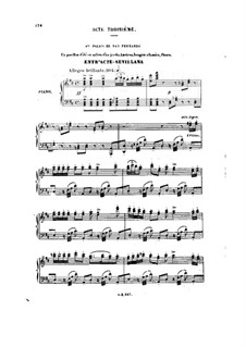 Дон Сезар де Базан: Акт III. Аранжировка для голосов и фортепиано by Жюль Массне