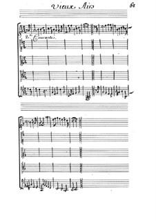 Куранта No.2 для струнных: Куранта No.2 для струнных by Michel Mazuel