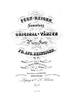 Feen-Reigen. Walzer, Op.18 No.1: Feen-Reigen. Walzer by Фридрих Август Райсигер
