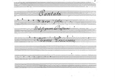 Кантаты для голоса и бассо континуо: Сборник III by Джованни Баттиста Бассани