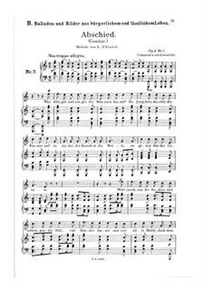 Полное собрание баллад, легенд и песен: Том X, No.7-15 by Карл Лёве