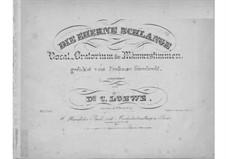 Die eherne Schlange, Op.40: Die eherne Schlange by Карл Лёве