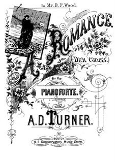 A Romance: A Romance by Альфред Дадли Тёрнер