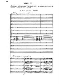 Арольдо: Акт III by Джузеппе Верди