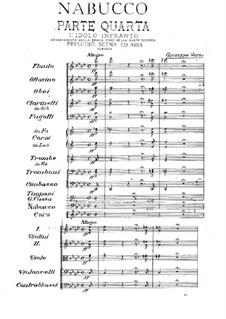 Фрагменты: Акт IV by Джузеппе Верди