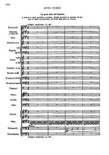 Отелло: Акт III by Джузеппе Верди
