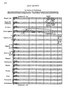 Отелло: Акт IV by Джузеппе Верди