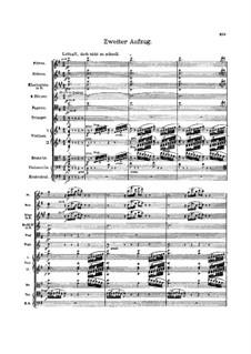 Фрагменты: Акт II by Рихард Вагнер
