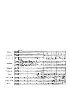 Концерт для фортепиано с оркестром No.1 соль минор, Op.25: Часть II by Феликс Мендельсон-Бартольди