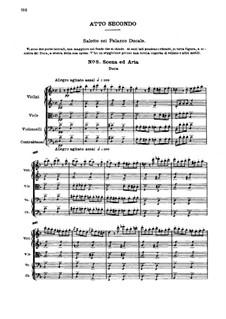 Фрагменты: Акт II by Джузеппе Верди