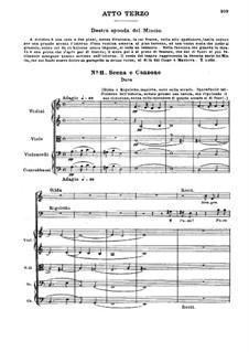 Фрагменты: Акт III by Джузеппе Верди