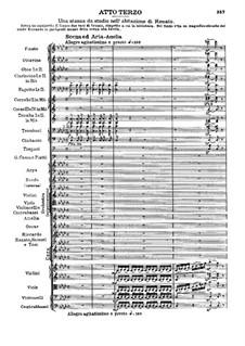 Бал-маскарад: Акт III by Джузеппе Верди