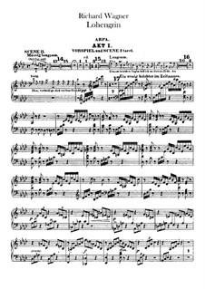 Вся опера: Партии арфы и органа by Рихард Вагнер