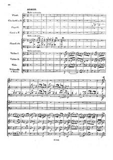 Концерт для фортепиано с оркестром No.2 ре минор, Op.40: Часть II by Феликс Мендельсон-Бартольди