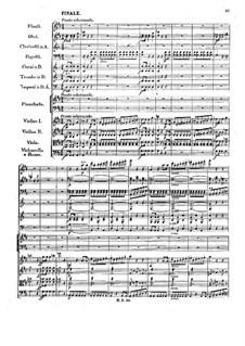 Концерт для фортепиано с оркестром No.2 ре минор, Op.40: Часть III by Феликс Мендельсон-Бартольди