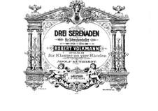 Серенада для струнного оркестра No.1, Op.62: Серенада для струнного оркестра No.1 by Роберт Фолькманн