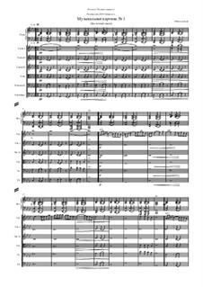 Музыкальная картина, Op.27: No.1 by btheband