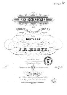 Barden-Klänge (Bardic Sounds), Op.13: No.1-2 by Иоганн Каспар Мерц