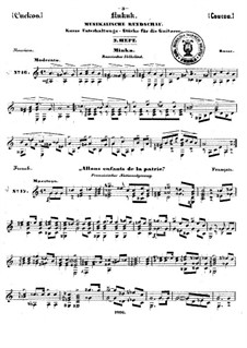 Kukuk. Musikalische Rundschau: Heft III by Иоганн Каспар Мерц