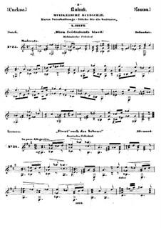 Kukuk. Musikalische Rundschau: Heft IV by Иоганн Каспар Мерц