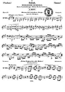 Kukuk. Musikalische Rundschau: Heft VII by Иоганн Каспар Мерц