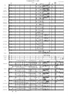Симфония No.1, Op.90: Часть I для симфонического оркестра by btheband
