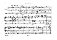 Сонаты для органа, Op.65: Соната No.2 by Феликс Мендельсон-Бартольди